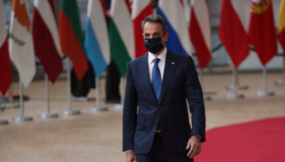 Μητσοτάκης: Πακέτο άνω των 70 δισ. για την Ελλάδα - Τι είπε μετά την απόφαση της Συνόδου