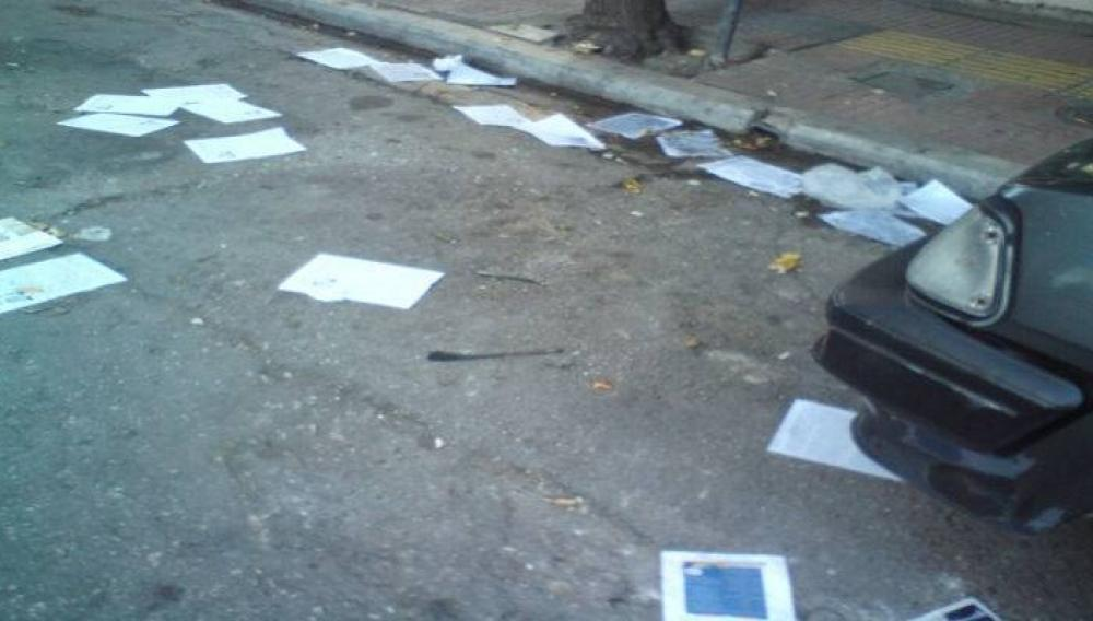 Φρένο στην ανεξέλεγκτη διανομή φυλλαδίων από τον Δήμο Αγίου Νικολάου