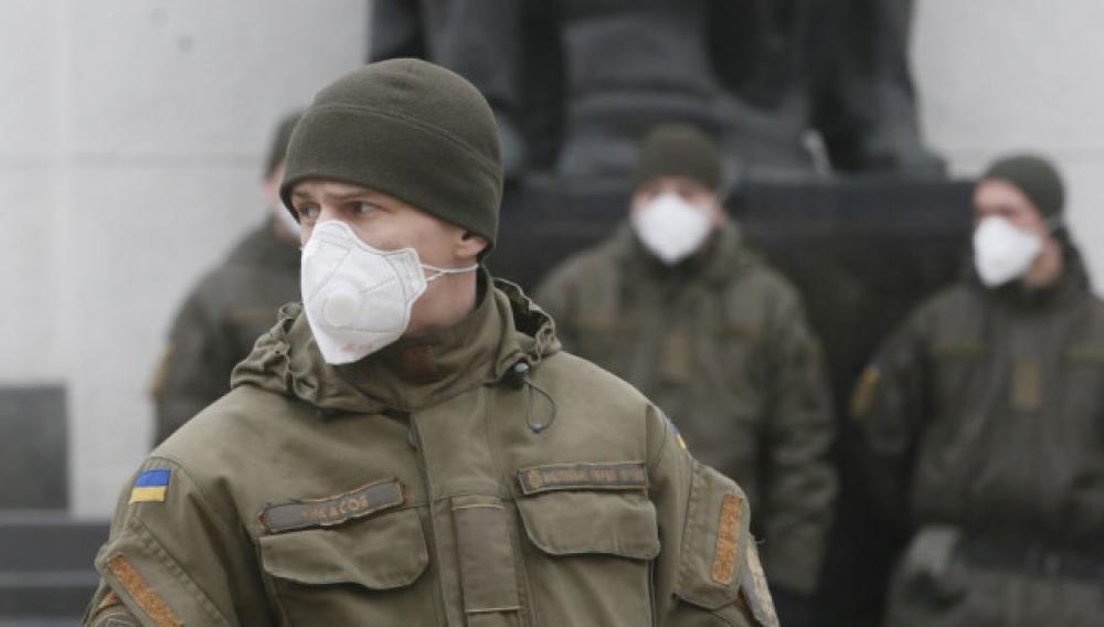 Ουκρανία: 1.000 κρούσματα σε ένα 24ωρο