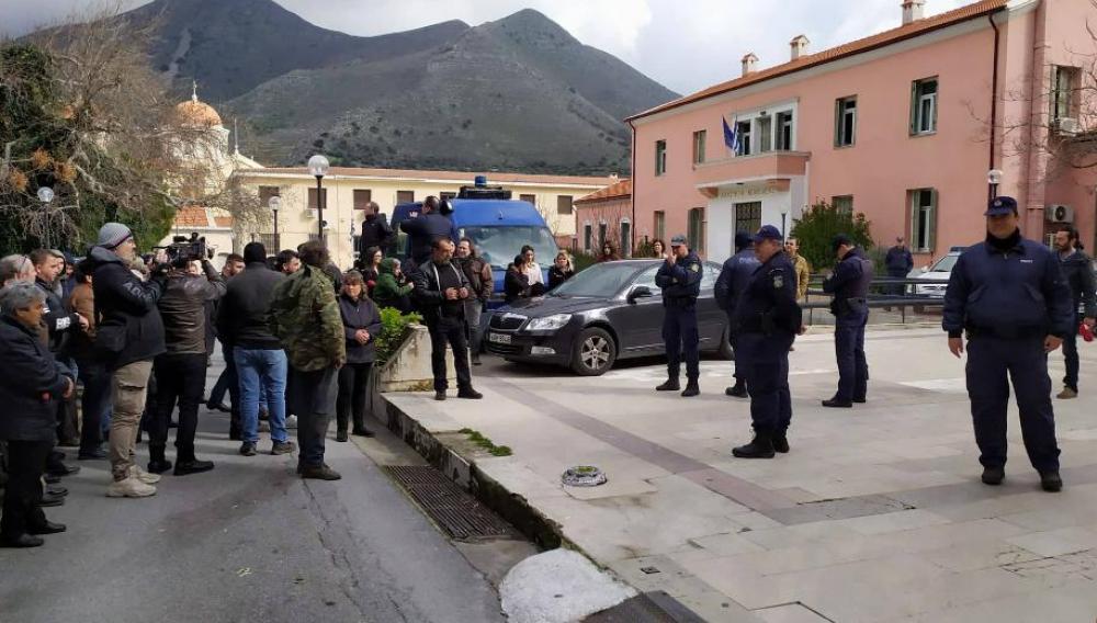 Κρήτη:  Ένταση γιατί «ξύπνησαν μνήμες» από το φονικό