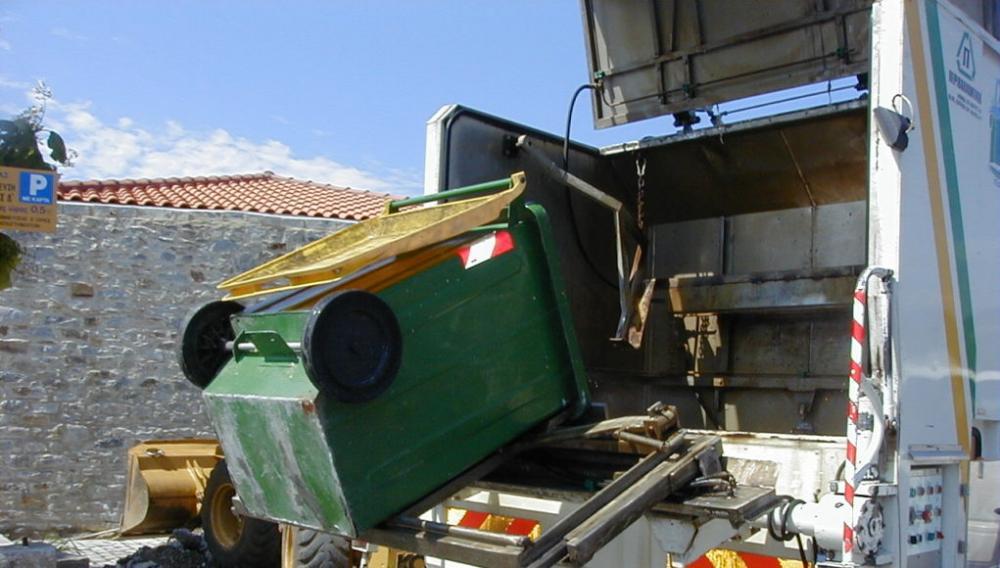 Αυτό είναι το νέο ωράριο αποκομιδής απορριμμάτων στην οδό Μινωταύρου