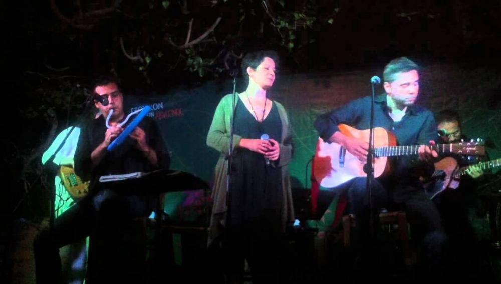 «Αρμός» και Λιζέτα Καλημέρη: Μια συναυλία γεμάτη χρώμα στο οινοποιείο Διγενάκη