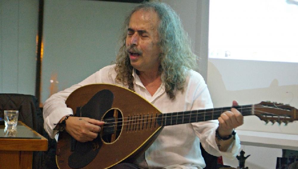 Ερχεται μια μουσική βραδιά με τον Αντώνη Φραγκιαδάκη