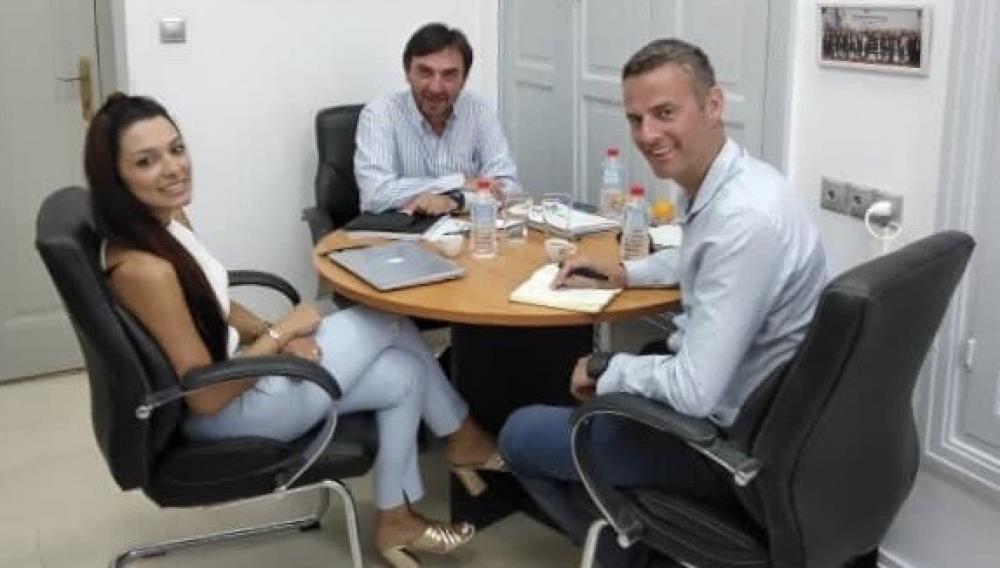 «Αειφόρος  ανάπτυξη και εταιρική κοινωνική ευθύνη»: Θέμα συζήτησης του Αντιπεριφερειάρχη Κρήτης Γ. Αλεξάκη