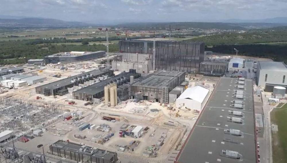 Γαλλία: Ξεκίνησε η συναρμολόγηση του αντιδραστήρα που θα παράγει ανεξάντλητη ενέργεια