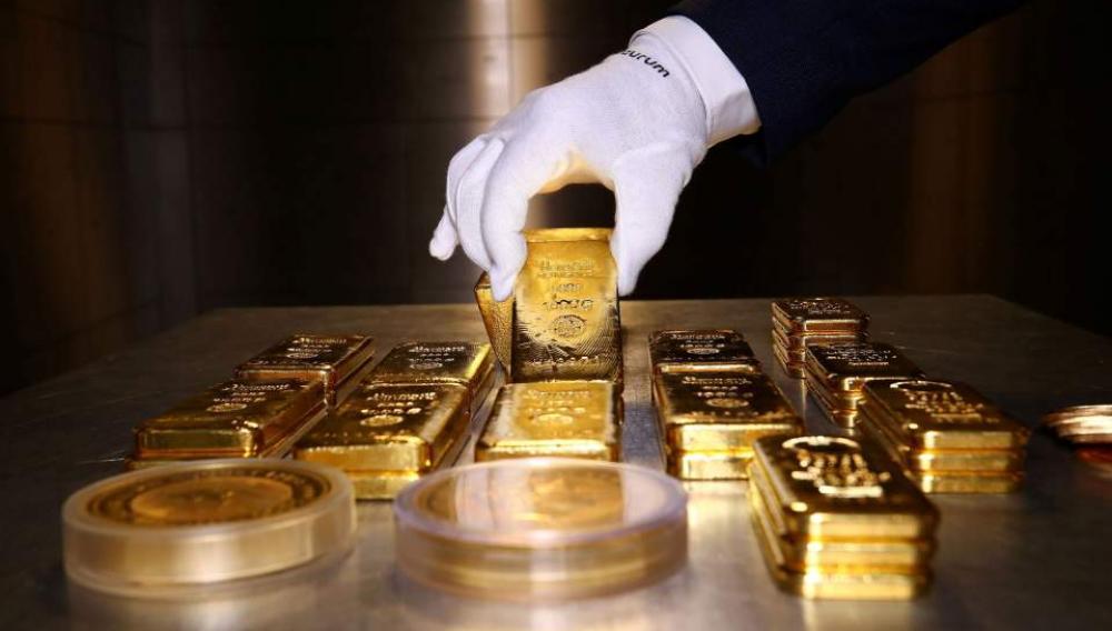 Οι Γερμανοί αγόρασαν 83,5 τόνους χρυσού το α' εξάμηνο του έτους