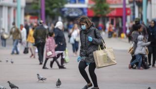 Αγγλία: Μειώνεται ο ρυθμός μετάδοσης του κορωνοϊού