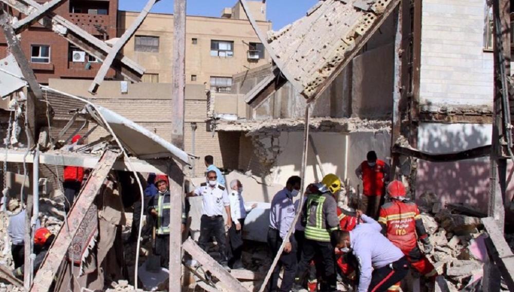 Ιράν: Πέντε νεκροί από έκρηξη λόγω διαρροής φυσικού αερίου