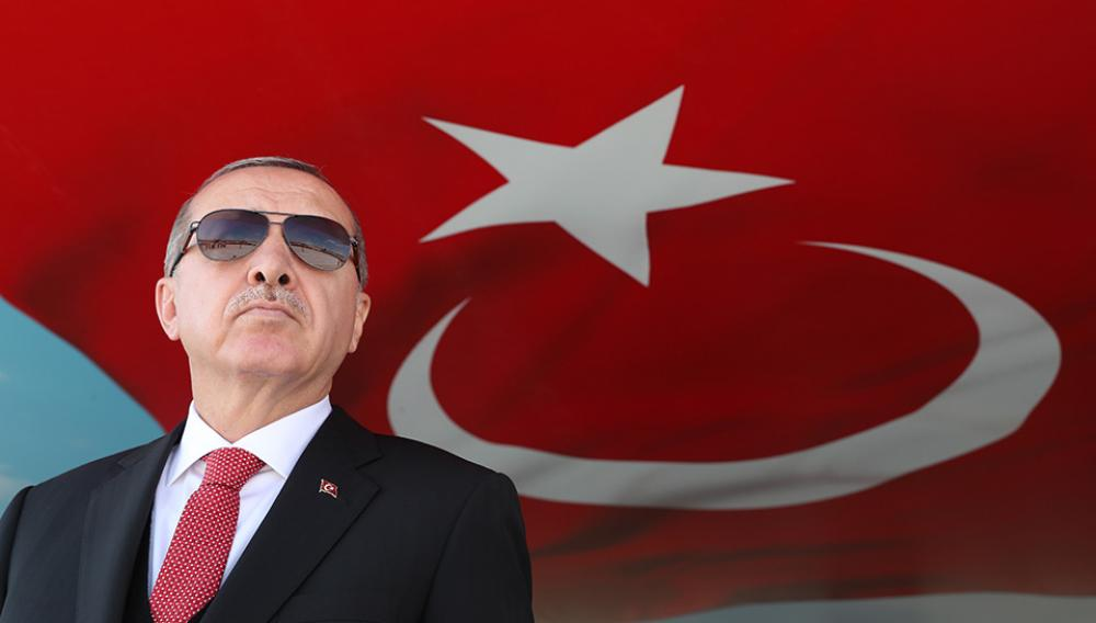 To CNN σχολιάζει και καταδικάζει την πολιτική Ερντογάν