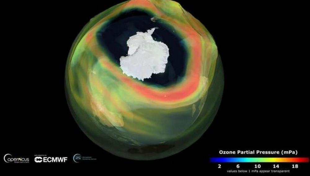 Τρύπα όζοντος: Η μεγαλύτερη της τελευταίας 10ετίας