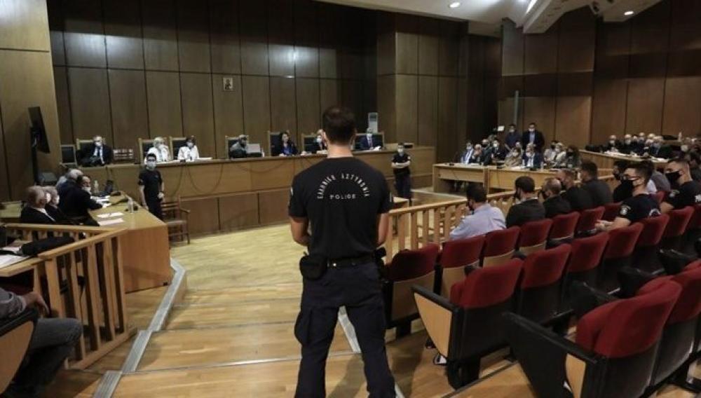 Δίκη Χρυσής Αυγής: Σε λίγη ώρα η απόφαση για το αίτημα εξαίρεσης του δικαστηρίου