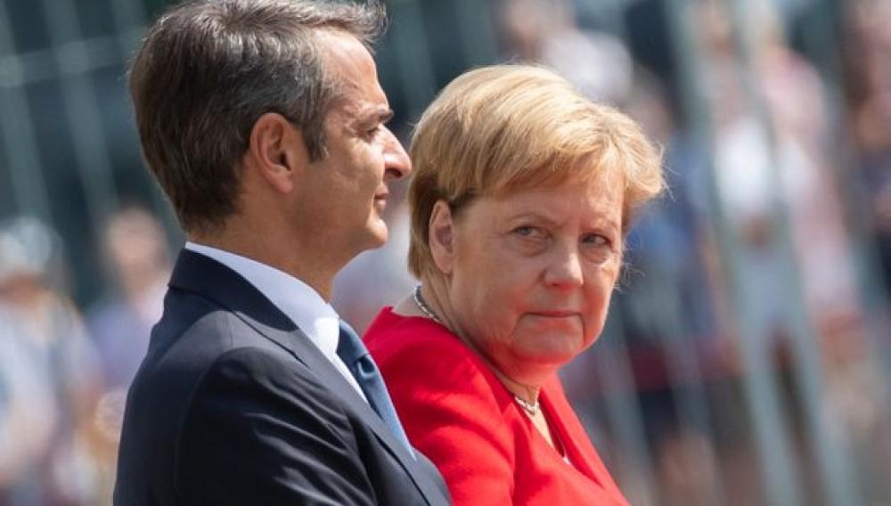 Να μην παραδώσει το Βερολίνο τα υποβρύχια στην Τουρκία - Δύο ιδέες για τον πρωθυπουργό