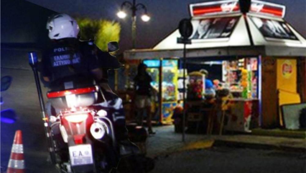 Ηράκλειο: Ξυλοκόπησαν περιπτερούχο γιατί... δεν τους πούλησε προϊόντα μετά τα μεσάνυχτα