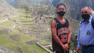 Το Μάτσου Πίτσου ξανάνοιξε μόνο για έναν τουρίστα