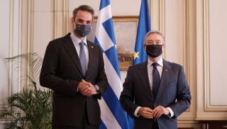 Μητσοτάκης: Συνεχής προκλητικότητα της Τουρκίας σε Ελλάδα και Κύπρο