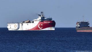 Γερμανικός Τύπος για Oruc Reis: Νέα όξυνση θα προκαλέσει η Τουρκία στην Ανατολική Μεσόγειο