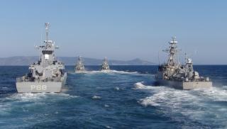 Φήμες για «θερμό» επεισόδιο στη Στρογγύλη ανάμεσα σε ελληνικό πολεμικό πλοίο και άγνωστο ταχύπλοο (τουρκικό;)