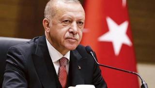 Ερντογάν: Δίνουμε την απαραίτητη απάντηση σε Ελλάδα και Κύπρο