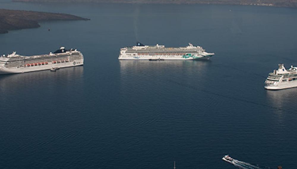 4 κρουαζιερόπλοια στην Κρήτη δεν μπορούν να δέσουν λόγω κορωνοϊού