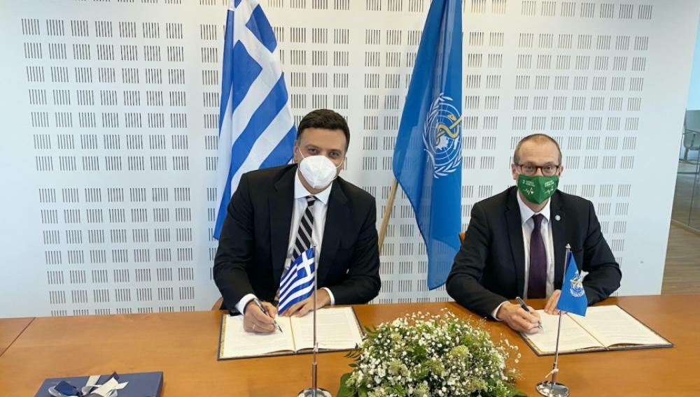 Στην Ελλάδα το νέο Γραφείο του Π.Ο.Υ. Ευρώπης