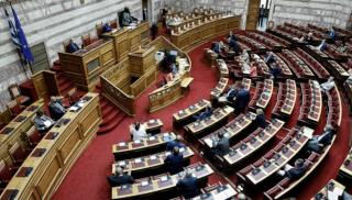 Βουλή: Θετικοί στον κορωνοϊό 2 υπάλληλοι