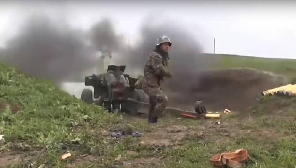 Παραβίαση της κατάπαυσης του πυρός μετά την εκεχυρία!