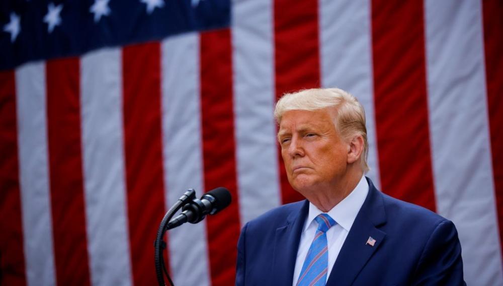 Τραμπ για πιθανή ήττα από Μπάιντεν: «Ίσως θα πρέπει να φύγω από τη χώρα, δεν ξέρω»