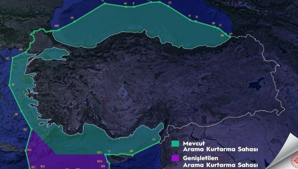 Η αντίδραση της Ελλάδας για την τουρκική προκλητικότητα με τον νέο χάρτη