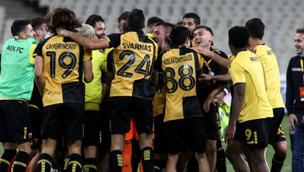 ΑΕΚ: Αυτοί είναι οι αντίπαλοί της στους ομίλους του Europa League