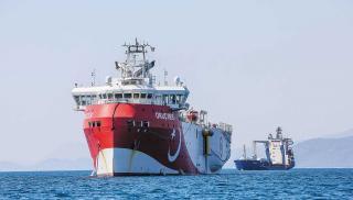 Στα 8 ναυτικά μίλια από το Καστελλόριζο το Ορούτς Ρέις -Κλιμακώνει τις προκλήσεις η Τουρκία!