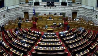 Κορωνοϊός: Επιβεβαιώθηκε τρίτο κρούσμα στην Βουλή