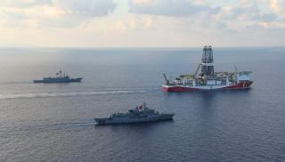 Τουρκία: Έρευνες και νότια της Κρήτης  - Η νεα NAVTEX