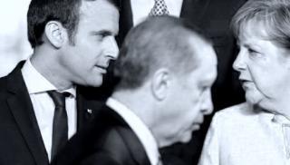"""Η Γαλλία ανακαλεί τον πρεσβευτή της από την Άγκυρα! Ο Μακρόν """"κοντράρει"""" τον Ερντογάν"""