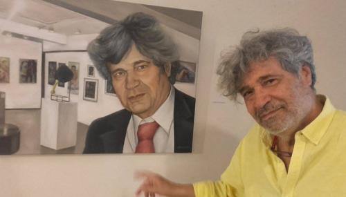 «Το Παλαιοπωλείο»: Κωστής Σχιζάκης