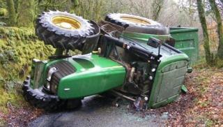 Κρήτη: Εκανε αγροτικές εργασίες, καταπλακώθηκε από το τρακτέρ και βρήκε τραγικό θάνατο!