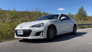 Παρουσίαση Subaru BRZ Sport Tech RS: Το όνειρο κάθε οδηγού που θέλει «τσαχπινιές»