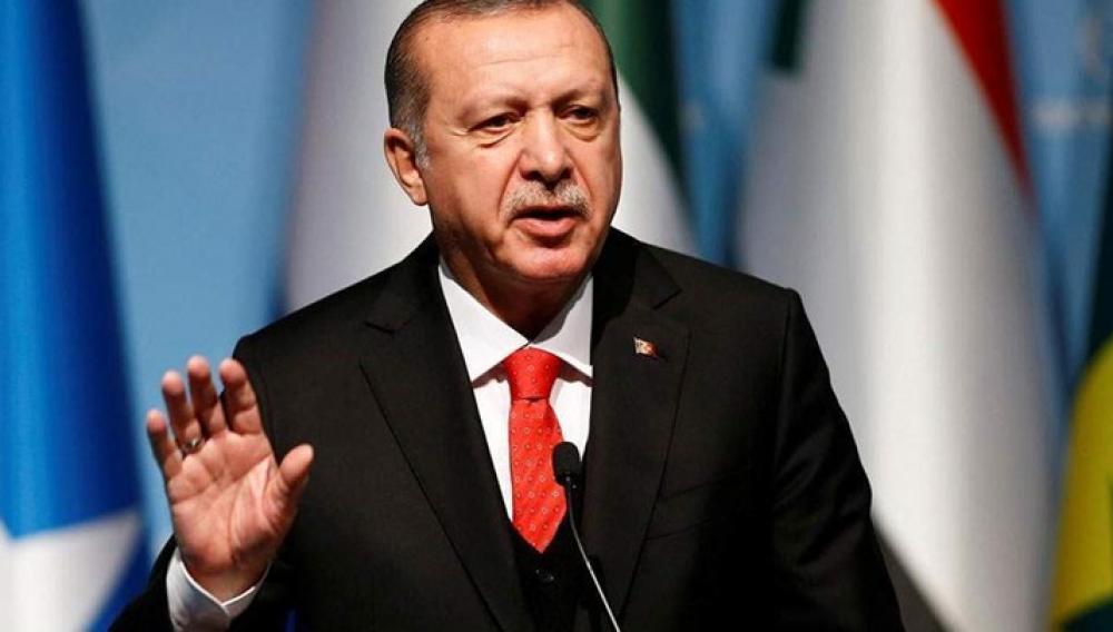 Ερντογάν: «Η Τουρκία υποστηρίζει τους καταπιεσμένους στον Καύκασο»