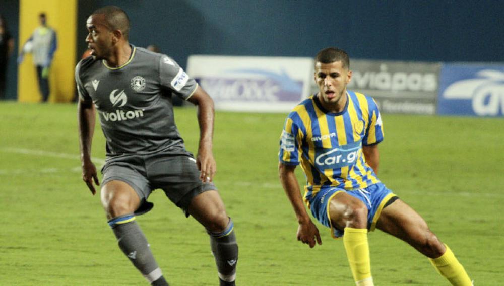 Ο Παναιτωλικός 1-1 με τον Αστέρα Τρίπολης