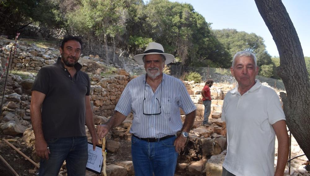 Να συνεχιστούν οι ανασκαφικές έρευνες στην αρχαία Δρήρο...