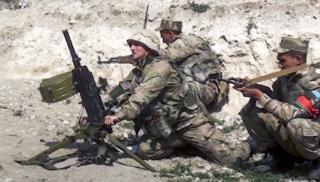 Η Τουρκία στρατολογεί Σύρους αντάρτες να πολεμήσουν στο Ναγκόρνο Καραμπάχ