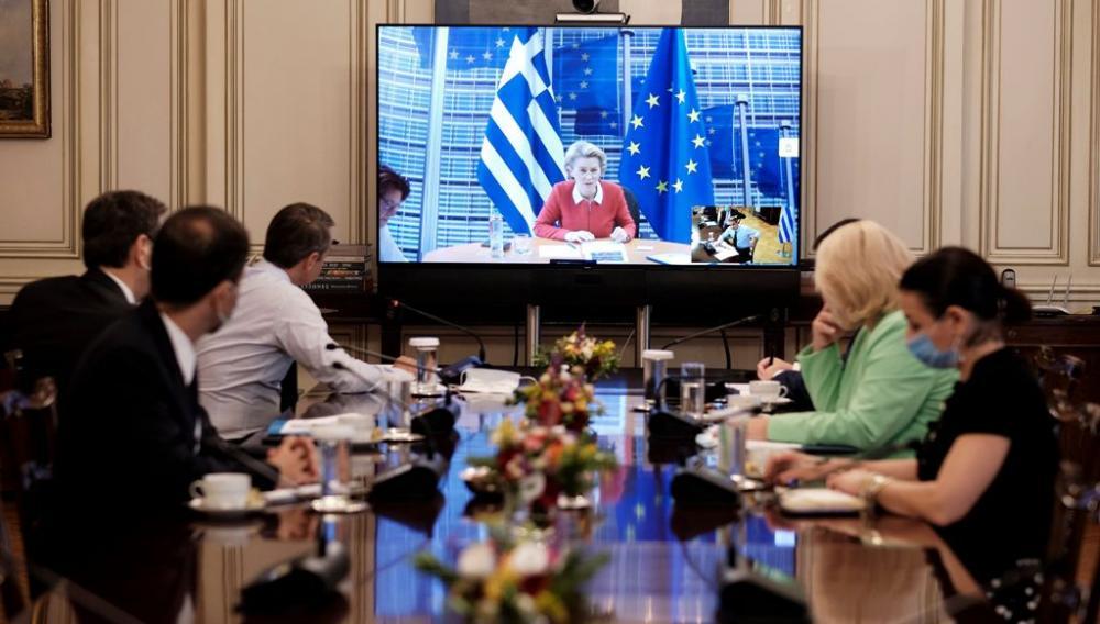 Μητσοτάκης: Το ζήτημα με την Τουρκία πρέπει να τεθεί ξανά στο Ευρωπαϊκό Συμβούλιο