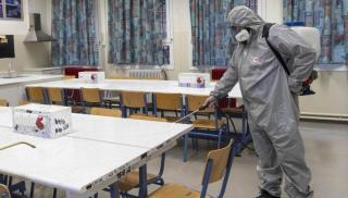 Ένωση Γονέων Συλλόγων Μαθητών Δήμου Ηρακλείου: Τα σχολεία χρειάζονται διαγνωστικά τεστ Covid-19