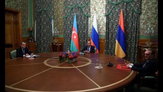 Συμφωνία για εκεχειρία ανακοίνωσε η Μόσχα