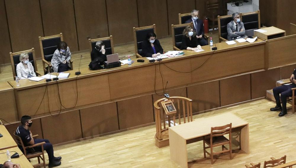 Τη Δευτέρα η απόφαση για τις ποινές στην Χρυσή Αυγή