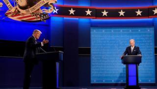 Ακυρώθηκε το δεύτερο debate Τραμπ - Μπάιντεν
