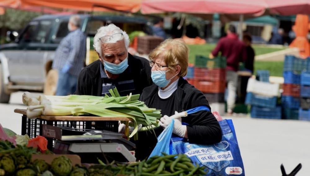 Ανοίγουν οι λαϊκές αγορές και στο Ηράκλειο από 3 Σεπτεμβρίου