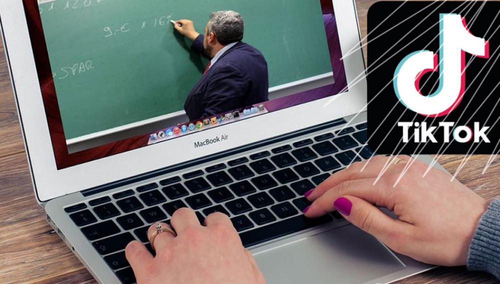Βιντεοσκόπησαν εκπαιδευτικούς κατά τη σύγχρονη διδασκαλία και τούς «ανέβασαν» στο Tik-Tok