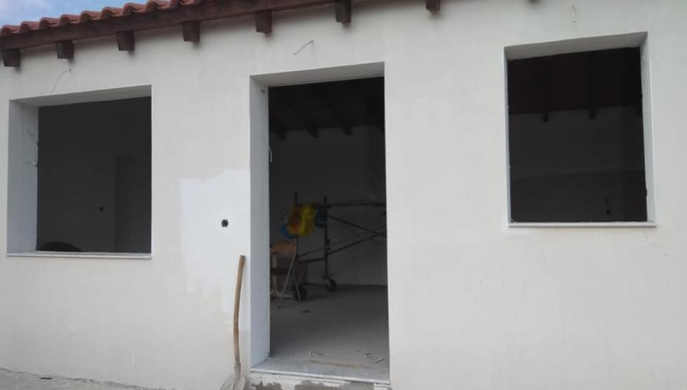 Δήμος Μινώα Πεδιάδος: Ξήλωσαν τα κουφώματα από κατοικία (φωτογραφίες)