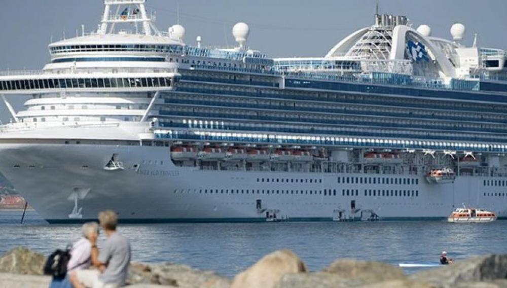 «Δένει» στο λιμάνι του Ηρακλείου το πρώτο κρουαζιερόπλοιο!
