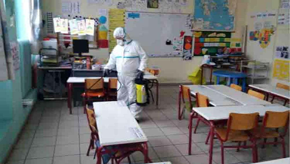 Σε ετοιμότητα για την ασφαλή λειτουργία των σχολείων ο δήμος Μυλοποτάμου